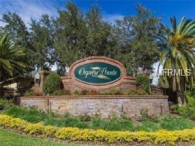 Clermont Residential Lots & Land For Sale: Osprey Pointe Boulevard