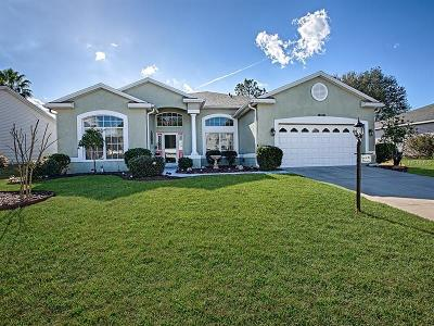 Lake County, Sumter County Single Family Home For Sale: 5020 Sawgrass Lake Circle