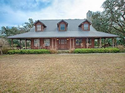 Lake County, Sumter County Single Family Home For Sale: 2549 E C 476