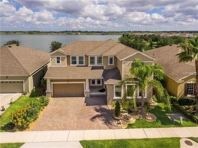 Lake County, Sumter County Single Family Home For Sale: 211 Blue Cypress Drive