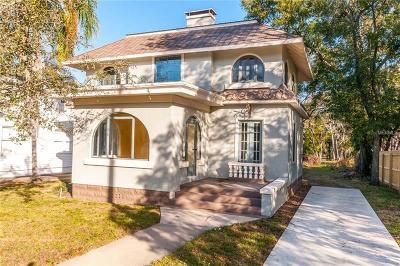 Eustis Single Family Home For Sale: 419 E Orange Avenue