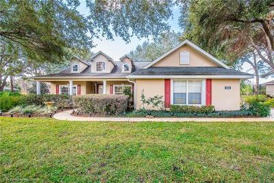 Tavares Single Family Home For Sale: 31116 Fairvista Drive