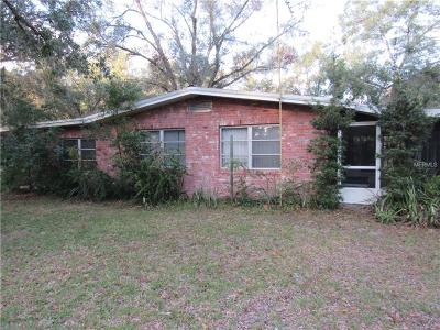 Leesburg Single Family Home For Sale: 1201 Pioneer Trail