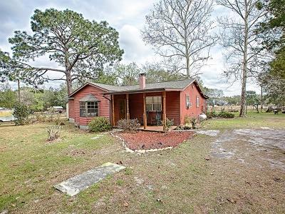 Lady Lake Single Family Home For Sale: 38434 Rolling Acres Road