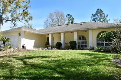Mount Dora, Mt Dora, Mt. Dora Single Family Home For Sale: 2210 Dogwood Circle