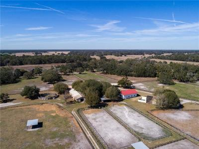 Summerfield Single Family Home For Sale: 17490 S Highway 475