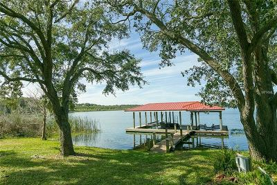 Eustis Single Family Home For Sale: 2260 Topping Place
