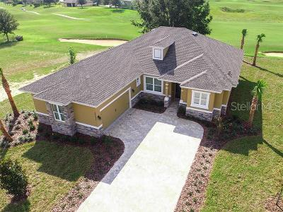 Eustis Single Family Home For Sale: Lot 19 Saranac Court