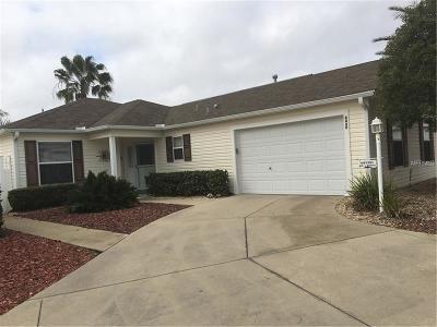 Villa For Sale: 8460 SE 177th Penman Place