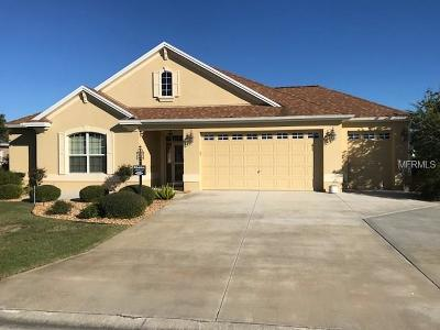 The Villages Single Family Home For Sale: 2944 Rain Lily Loop