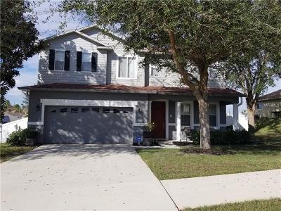 Clermont Single Family Home For Sale: 1578 Pier Street