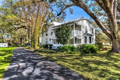 Mount Dora, Mt Dora, Mt. Dora Multi Family Home For Sale: 1029 E 5th Avenue