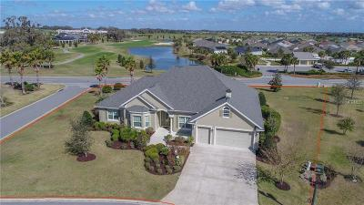 The Villages Single Family Home For Sale: 2090 Isleworth Circle