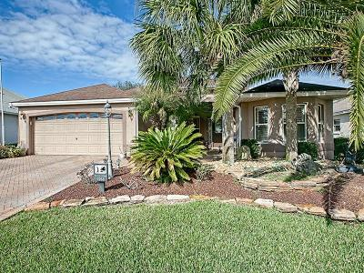 The Villages Single Family Home For Sale: 7253 171st Pond Lane