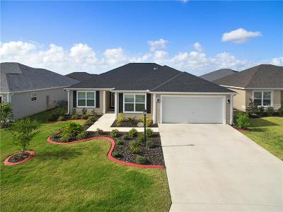 The Villages Single Family Home For Sale: 931 Kauska Way