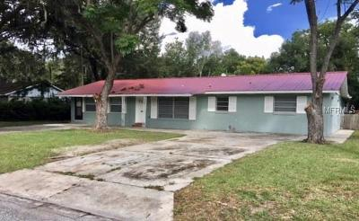 Tavares FL Single Family Home For Sale: $210,000