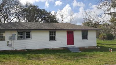 Mount Dora, Mt Dora, Mt. Dora Single Family Home For Sale: 4254 Melanie Lane