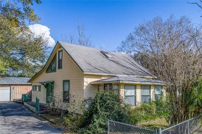 Umatilla Single Family Home For Sale: 450 N Orange Avenue