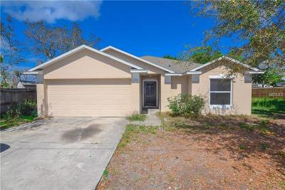 Leesburg Single Family Home For Sale: 11551 Rancho Drive