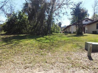 Lake County, Seminole County, Volusia County Residential Lots & Land For Sale: Forest Lane