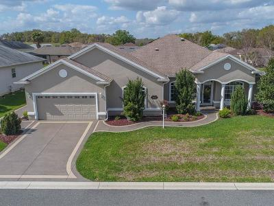 Summerfield Single Family Home For Sale: 10863 SE 170th Lane Road