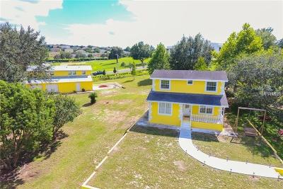 Clermont Single Family Home For Sale: 14050 Old Highway 50