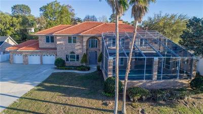CLERMONT Single Family Home For Sale: 12028 Lakeshore Drive