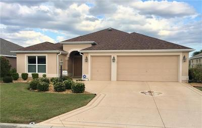 The Villages Single Family Home For Sale: 784 Enisgrove Way