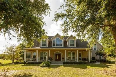 Single Family Home For Sale: 866 107th Road