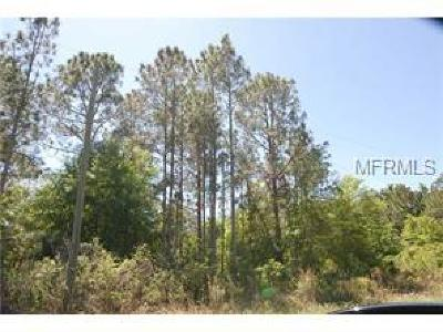 Polk City Residential Lots & Land For Sale: 0 Commonwealth Avenue N