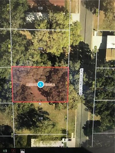 Astatula Residential Lots & Land For Sale: 25133 Buttonwood Drive #117