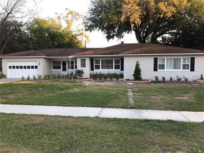 Mount Dora Single Family Home For Sale: 2530 Southland Road