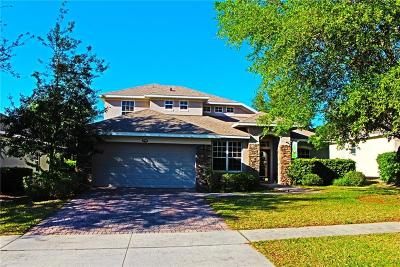 Clermont Single Family Home For Sale: 3795 Liberty Hill Drive