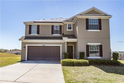 Clermont Single Family Home For Sale: 3001 Santa Maria Avenue