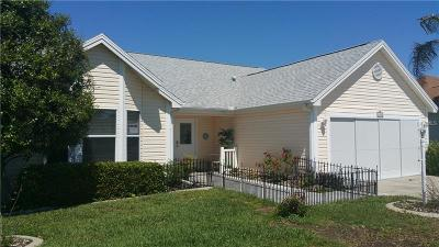 The Villages Single Family Home For Sale: 1805 Santana Way