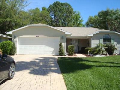 Leesburg Single Family Home For Sale: 32708 Timberwood Drive