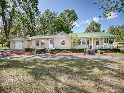 Single Family Home For Sale: 2239 E County Road 466