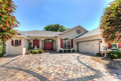 Lady Lake Single Family Home For Sale: 5730 Spinnaker Loop