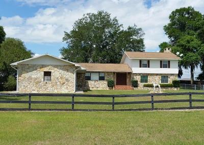 Single Family Home For Sale: 3764 County Road 214
