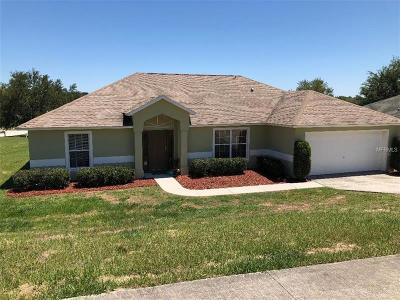 Minneola Single Family Home For Sale: 1029 Lakeview Oaks Drive