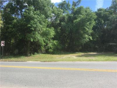 Lake County, Seminole County, Volusia County Residential Lots & Land For Sale: Goose Prairie Road