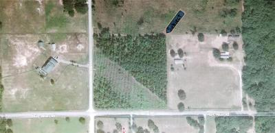 Winter Garden Residential Lots & Land For Sale: 17483 Phil C Peters Road