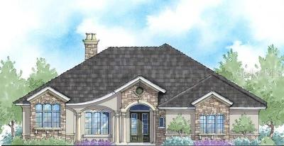 Tavares Single Family Home For Sale: Lot 56 Silent Ridge Drive