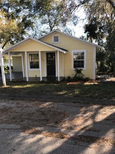 Umatilla Single Family Home For Sale: 160 Hillside Avenue