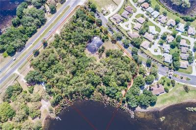 Lake County, Seminole County, Volusia County Residential Lots & Land For Sale: 21811 Us Hwy 27
