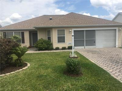 The Villages Single Family Home For Sale: 1303 Landeros Lane