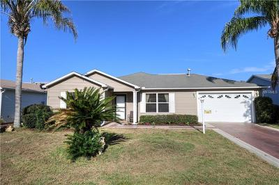 The Villages Single Family Home For Sale: 1060 Davenport Drive