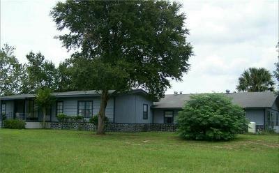 Eustis Single Family Home For Sale: 24713 Leonard Way