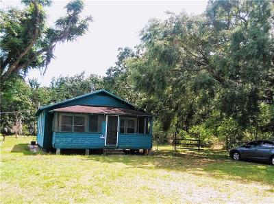 Groveland Single Family Home For Sale: 748 South Street
