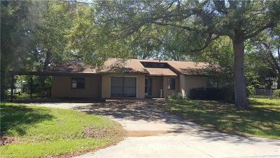 Marion County Single Family Home For Sale: 9080 SE 154th Lane